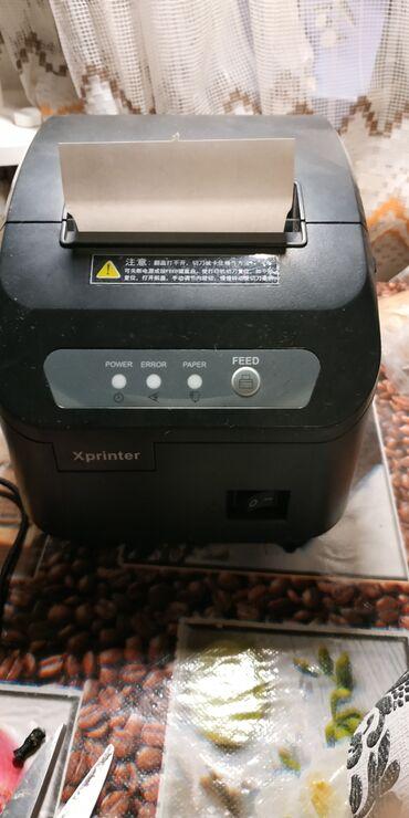сканер штрих кодов orbit ms7120 в Кыргызстан: Чековый принтер. Новый. Для распечатки товарных чеков. Не подходит для