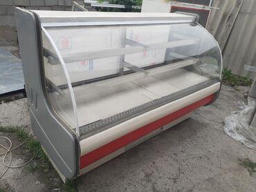 прием-холодильников в Кыргызстан: Продаю витринный холодильник winterlux,б/у в рабочем состочнии