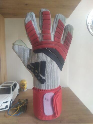 Вратарские перчатки 6-7размер