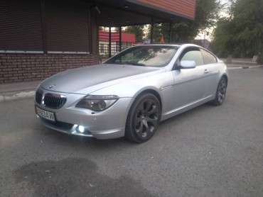 BMW - Лебединовка: BMW 645 2004