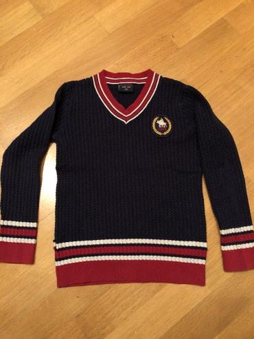 Bakı şəhərində US POLO свитер на мальчика 7-8 лет, в хорошем состоянии