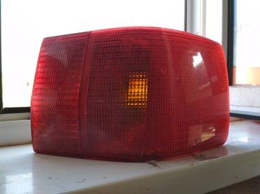 Правый плафон поворотник от ауди б4 универсал есть мелкие трещины в Кок-Ой