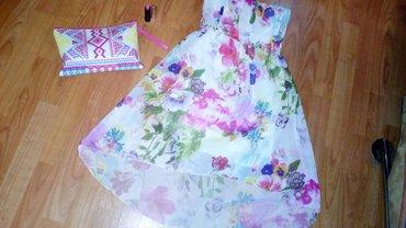 vrlo lepa lagana haljinica jako kvalitetna bez ostecenja,jedina mana j - Beograd