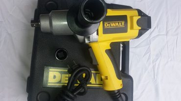Dewalt električni pištolj snage 2000w, - Pozarevac