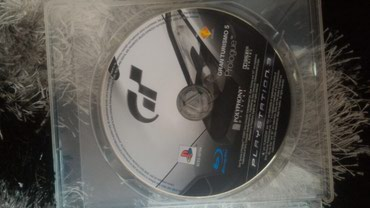 Эксклюзив на Playstation 3 ,Gran Turismo 5 в Бишкек