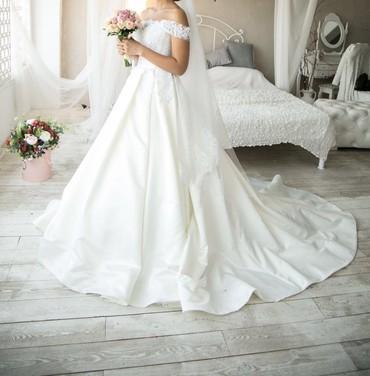 Продам или сдам свадебное платье.Было специально заказано с Испании