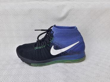 Nike ZOOM -broj 37 - odlične - jako udobne. Broj 37 - gaziste 23.5cm
