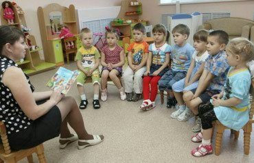 """В детский сад """" Аленушка """" требуется в Бишкек"""