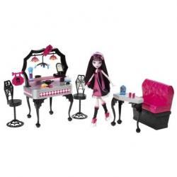 Monster high® die-ner™ and draculaura® doll. Цена 3100 с. в Бишкек
