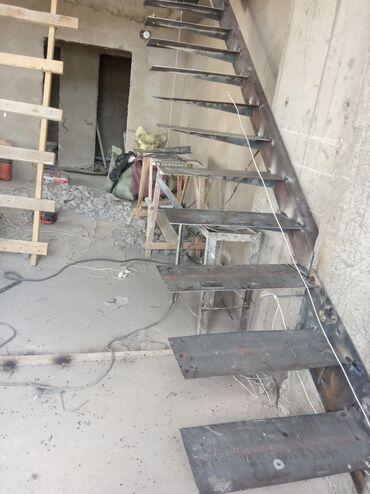 кресло реклайнер для наращивания ресниц цена в Кыргызстан: Лестницы | Монтаж | Металл