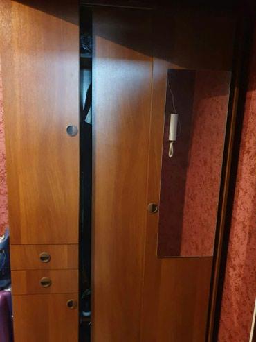 Купе шкаф б/у. Состояние хорошее в Бишкек