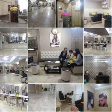 Продаю салон красоты Верхнем Джале,S-200, цокольном помещении за 132т$ в Бишкек
