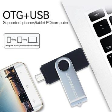 Bakı şəhərində USB-OTG WANSENDA Flashkartları 16-gb. (32 gb 25azn, 64 gb - 45 azn,