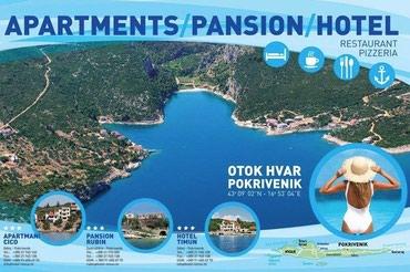 Turizam i odmor - Srbija: Hvar, biser svetskog turizma, uvala Pokrvenik raj na Zemlji. Ukoliko