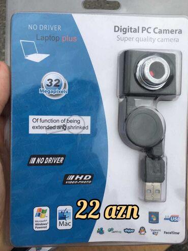 Veb-kameralar - Azərbaycan: Web kamera Məhsullarımız tam orginaldır və işlənməyib yenidir