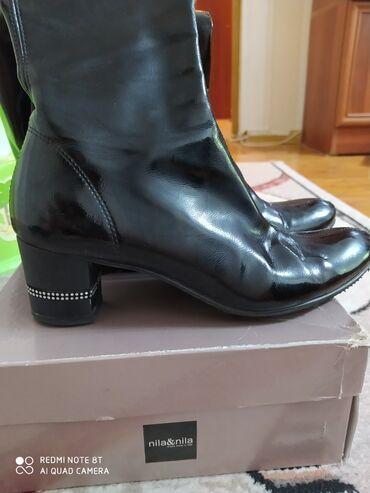 Кожанная итальянская обувь. Размер 38; 37,5  По 200 сом
