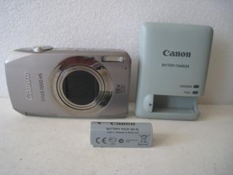 фотоаппарат 16 мегапикселей в Азербайджан: Продаю фотоаппарат Canon IXUS 1000HS б/у в идеальном состоянии 10