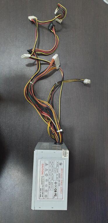 350w switching power supply dd-350, 24pin 4pin 3mollex 2sataСостояние