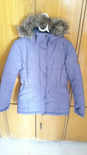 Dečije jakne i kaputi | Crvenka: Akcija Zimska jakna za devojcice br 10 Mc kinley otporna na kisu i ve