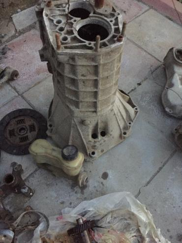 запчасти на форд в Азербайджан: Продаются запчасти для а/м топаш,коробка в разобранном состоянии