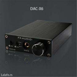 "Dac ""fx-audio"" x6 - Beograd"