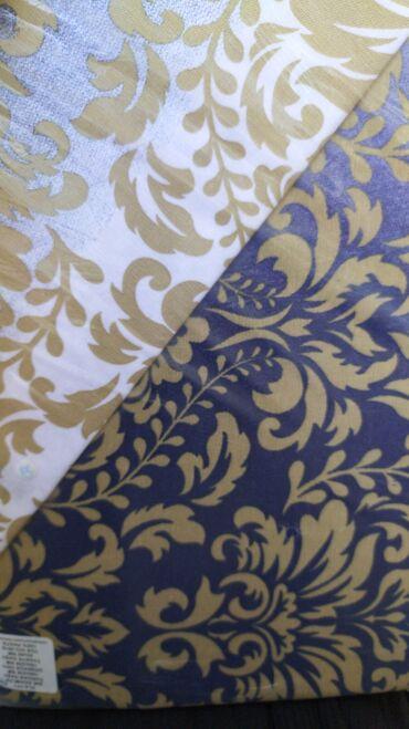 пододеяльник в Кыргызстан: Постельный 1,5 спальный Туркменский комплект белья. 100% хлопок