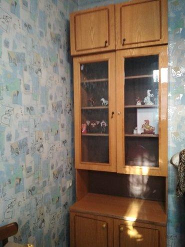 шкафов в Кыргызстан: Мини стенка состоящая из трёх шкафов в хорошем состоянии цена 6000 сом