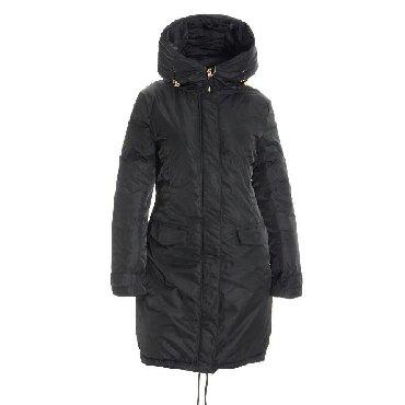 carape sa prstima u Srbija: Nova crna jakna,marke Champion,sa etiketom.Velicina 38