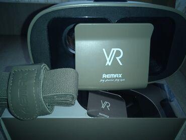square box xiaomi в Кыргызстан: VR BOX RT-VO5 Модель: REMAX Новый