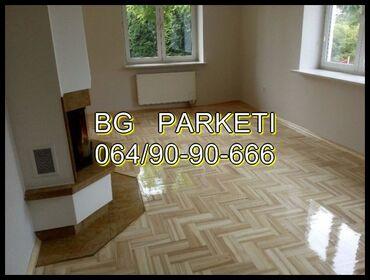 Biznis usluge - Srbija: Hoblovanje i lakiranje parketaProdaja parketa,laminata(hrast