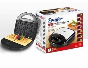 7в1 электрическая вафельница Сэндвич Машина яйцо тортПечь кухня для