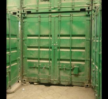 """Продаю контейнер на Ортосайском рынке """"зима лето"""" 20-тонник в Бишкек"""
