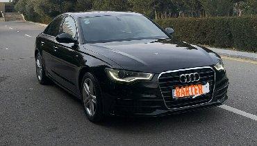 audi a6 2 7 tdi - Azərbaycan: Audi A6 2014 | 168000 km