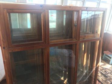 Продаю деревянные оконные рамы, в Бактуу долоноту