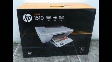 HP 1510*Printer-Skaner,teze kimi.*Kartrici qurtarib.*Skayner kimi de
