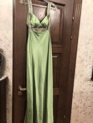 Платье италия! Размер М! Новое! Цена 2500! С накидкой! в Лебединовка