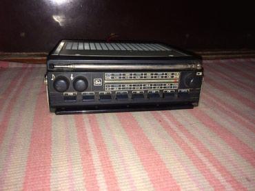 НОВЫЙ! Производство СССР Радио для машины в Bakı