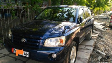 Toyota Kluger 2004 в Бишкек
