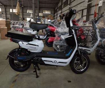 Two Seater Mini City Coco Electric Motorcycle Ebike Scooter  σε Athens