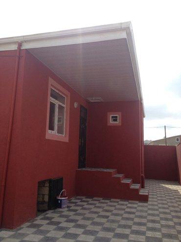 Bineqedi qesebesinde satilan evler в Bakı
