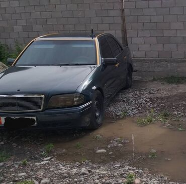 Mercedes-Benz 1.8 л. 1994
