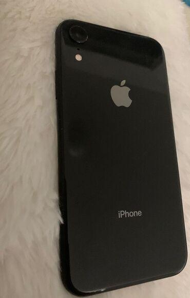 Колдонулган iPhone Xr 64 GB Кара