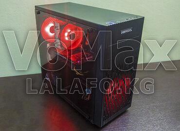 Стильный игровой системник! Sapphire RX 580 8Gb и i5 9400F (лучше i7