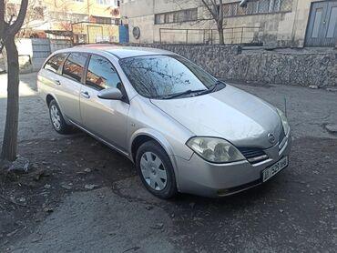 Автомобили - Бишкек: Nissan Primera 2 л. 2002
