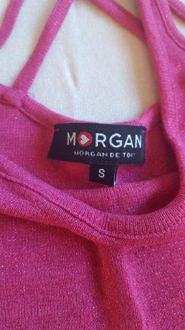 Jedna-je-tri - Srbija: Morgan dve markirane majce . ocuvane kao nove . jedna je