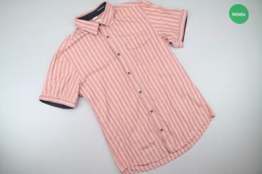 Чоловіча сорочка S.Oliver, р. М   Довжина: 78 см Ширина плечей: 46 см