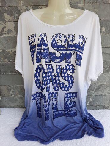 Cetiri majice - Srbija: Majice L i XL