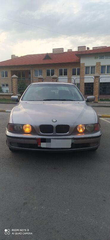 Транспорт - Аламедин (ГЭС-2): BMW 5 series 2.8 л. 1998 | 282000 км