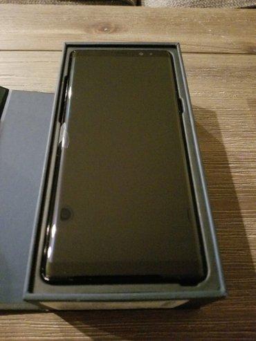 Bakı şəhərində NEW LISTING Samsung Galaxy Note8 SM-N950U - 64GB - Midnight Black