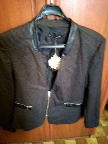Продаю пиджак женский 46-48 размера новый ни разу неодетый цена 500 в Лебединовка